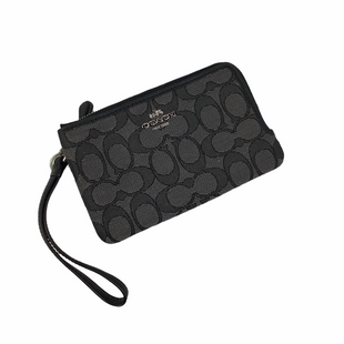 Primary Photo - BRAND: COACH STYLE: WRISTLET COLOR: BLACK SKU: 160-160218-3554