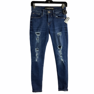 Primary Photo - BRAND: EXPRESS STYLE: JEANS COLOR: DENIM SIZE: 0 SKU: 160-160239-573