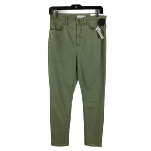 Primary Photo - BRAND: ANN TAYLOR LOFT STYLE: PANTS COLOR: GREEN SIZE: 6PETITE  (28)SKU: 160-160197-10269