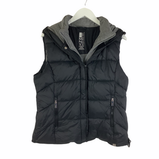 Primary Photo - BRAND: MARC NEW YORK STYLE: VEST DOWN COLOR: BLACK SIZE: L SKU: 160-16071-74827
