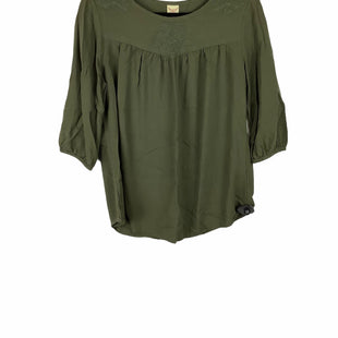 Primary Photo - BRAND: FADED GLORY STYLE: TOP LONG SLEEVE COLOR: GREEN SIZE: L SKU: 160-160216-71