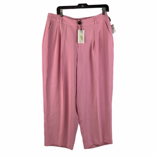 Primary Photo - BRAND:   CMC STYLE: PANTS COLOR: PINK SIZE: 10 OTHER INFO: A LOVES A - SKU: 160-160228-6442