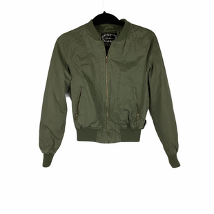 Primary Photo - BRAND: AMBIANCE STYLE: JACKET OUTDOOR COLOR: GREEN SIZE: S SKU: 160-160218-31
