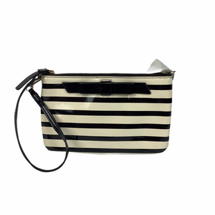 Primary Photo - BRAND: KATE SPADE STYLE: WRISTLET COLOR: STRIPED OTHER INFO: AS IS SKU: 160-160228-1343