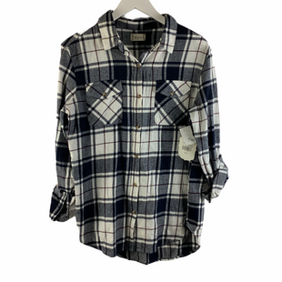 Primary Photo - BRAND: ALTARD STATE STYLE: TOP LONG SLEEVE COLOR: PLAID SIZE: M SKU: 160-160197-18455