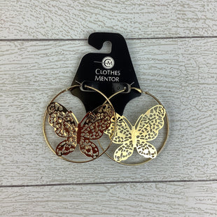 Primary Photo - BRAND:    CLOTHES MENTOR STYLE: EARRINGS COLOR: GOLD SKU: 160-160228-4563