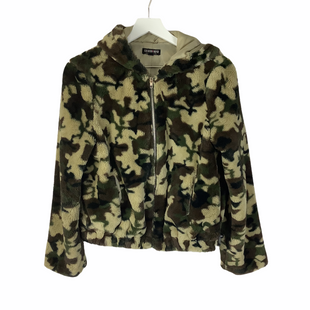 Primary Photo - BRAND: FASHION NOVA STYLE: JACKET OUTDOOR COLOR: CAMOFLAUGE SIZE: S SKU: 160-160216-1601