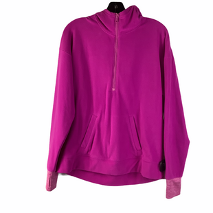 Primary Photo - BRAND: OLD NAVY STYLE: FLEECE COLOR: PINK SIZE: M SKU: 160-160218-2944