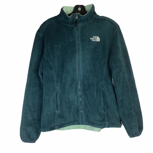 Primary Photo - BRAND: NORTHFACE STYLE: FLEECE COLOR: TEAL SIZE: L OTHER INFO: AS IS (WEAR) SKU: 160-160218-2934
