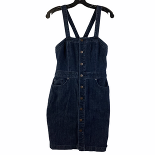 Primary Photo - BRAND: UNIVERSAL THREAD STYLE: DRESS SHORT SLEEVELESS COLOR: DENIM SIZE: S SKU: 160-160218-3863