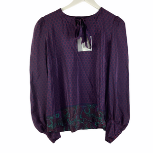 Primary Photo - BRAND:   CMC STYLE: TOP LONG SLEEVE COLOR: PURPLE SIZE: S OTHER INFO: TEGAN - SKU: 160-16071-78386