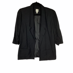 Primary Photo - BRAND: LAUREN CONRAD STYLE: BLAZER JACKET COLOR: BLACK SIZE: M SKU: 160-160197-12950