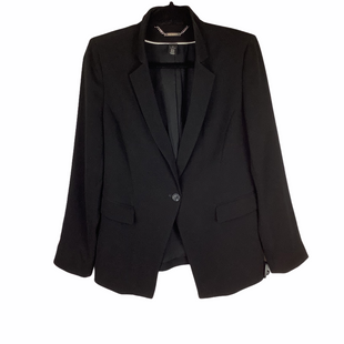 Primary Photo - BRAND: WHITE HOUSE BLACK MARKET STYLE: BLAZER JACKET COLOR: BLACK SIZE: S SKU: 160-160206-227