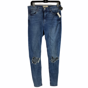 Primary Photo - BRAND: FREE PEOPLE STYLE: JEANS COLOR: DENIM SIZE: 6 SKU: 160-160219-4447