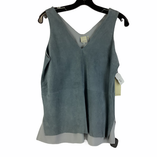 Primary Photo - BRAND: ECRU STYLE: TOP SLEEVELESS COLOR: GREY SIZE: S SKU: 160-160197-18766