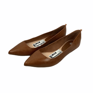 Primary Photo - BRAND: BP STYLE: SHOES FLATS COLOR: CARAMEL SIZE: 8.5 SKU: 160-16071-73332