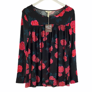 Primary Photo - BRAND: MATILDA JANE STYLE: TOP LONG SLEEVE COLOR: FLORAL SIZE: S SKU: 160-16071-78396