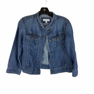 Primary Photo - BRAND: LOFT STYLE: JACKET OUTDOOR COLOR: DENIM SIZE: XS SKU: 160-160228-5352
