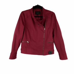 Primary Photo - BRAND: BANANA REPUBLIC STYLE: JACKET OUTDOOR COLOR: RED SIZE: S SKU: 160-160197-12844