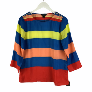 Primary Photo - BRAND: J CREW O STYLE: TOP LONG SLEEVE COLOR: STRIPED SIZE: M SKU: 160-16071-78363
