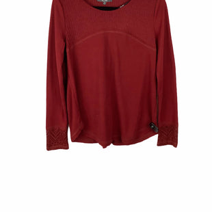 Primary Photo - BRAND: MISS ME STYLE: TOP LONG SLEEVE COLOR: RED SIZE: M SKU: 160-16071-72167