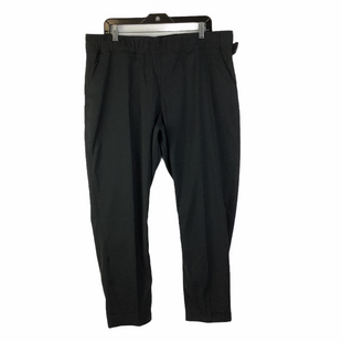 Primary Photo - BRAND: NORTHFACE STYLE: ATHLETIC PANTS COLOR: BLACK SIZE: XL SKU: 160-160237-923