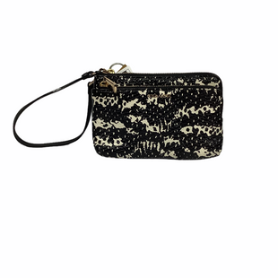 Primary Photo - BRAND: COACH STYLE: WRISTLET COLOR: BLACK WHITE SIZE: S SKU: 160-160216-1486