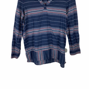 Primary Photo - BRAND: OLD NAVY STYLE: TUNIC LONG SLEEVE COLOR: NAVY SIZE: M SKU: 160-160201-3133