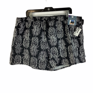 Primary Photo - BRAND: LAUREN JAMES STYLE: SHORTS COLOR: BLACK SIZE: 2X SKU: 160-16071-79173