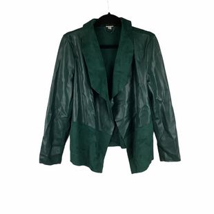 Primary Photo - BRAND: DRESS BARN STYLE: JACKET OUTDOOR COLOR: GREEN SIZE: L SKU: 160-160216-613