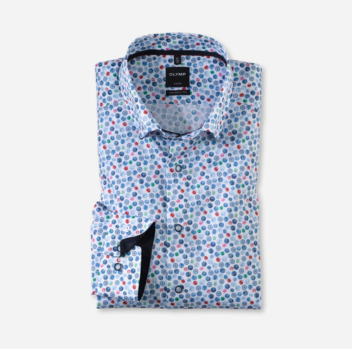 OLYMP - Luxor, Modern Fit, Under Button-down - Tector Menswear