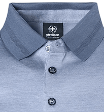 Load image into Gallery viewer, Strellson - Mercerised Cotton Blue Polo - Tector Menswear