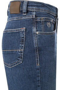 Bugatti - Straight Fit Blue Jeans (343)