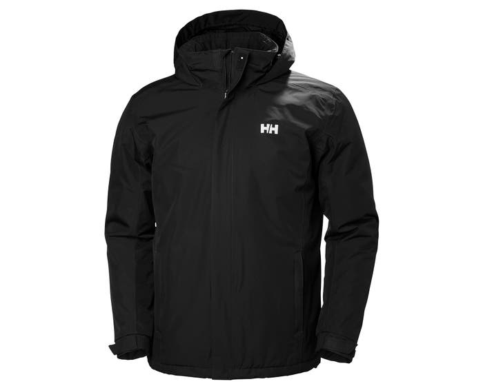 Helly Hansen - Dubliner Insulated Jacket Black