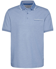 Load image into Gallery viewer, Bugatti - Blue Non Iron Blue Polo - Tector Menswear