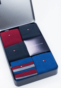 Tommy Hilfiger - 5 Pack Tin, Tommy Orginal - Tector Menswear