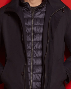 Bugatti - Rain Series, Water Proof Coat - Tector Menswear