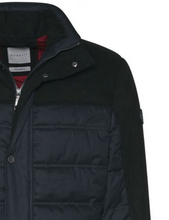 Load image into Gallery viewer, Bugatti - Tech Wool Quilted Jacket, Navy