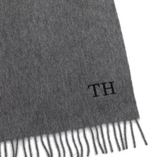Load image into Gallery viewer, Tommy Hilfiger - Grey Wool Scarf