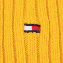 Load image into Gallery viewer, Tommy Hilfiger - Pima Cotton Beanie Yellow