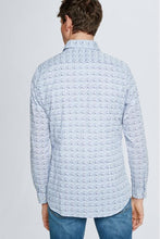 Load image into Gallery viewer, Strellson - Sereno Shirt, Blue Floral Pattern - Tector Menswear