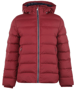 GANT - Active Cloud Jacket, Red (Size L & XL Only) - Tector Menswear