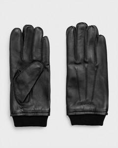 GANT - Leather Gloves, Black - Tector Menswear