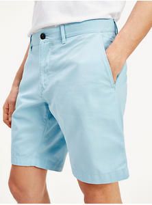Tommy Hilfiger - Brooklyn Shorts Light Twill - Blue