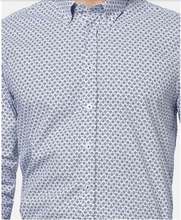 Load image into Gallery viewer, Bugatti - Casual Shirt - Retro pattern