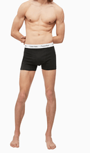 Load image into Gallery viewer, Calvin Klein - 3 Pack Boxers in Black