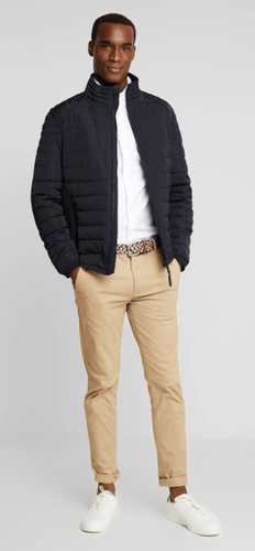 Strellson -  Clason Quilted Jacket - Tector Menswear