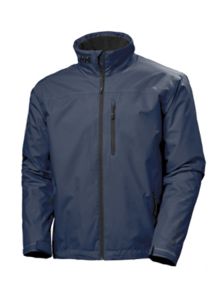 Helly Hansen - Crew Midlayer Jacket, Sea Blue
