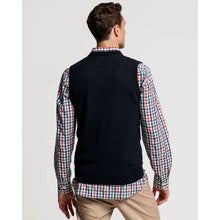 Load image into Gallery viewer, GANT - Classic Cotton Slipover, Evening Blue