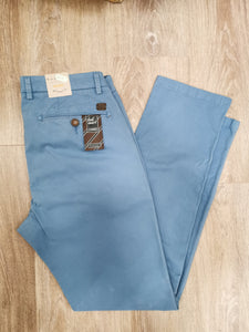Bugatti - Blue Chino (Modern Fit)